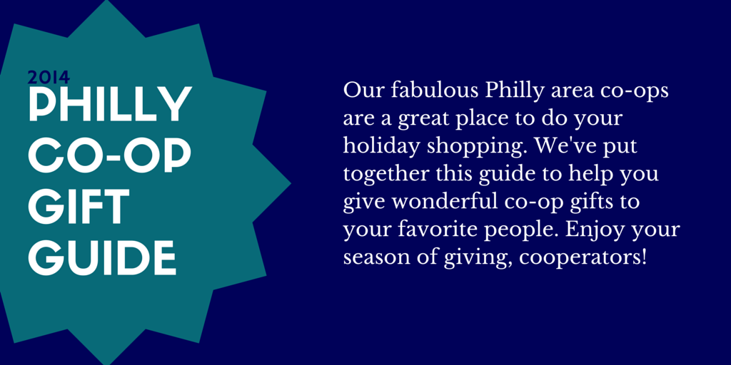 PACA's 2014 Philly co-op holiday gift