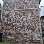 A mural in the town of Arrasate - Mondragón. (Christian Weber)
